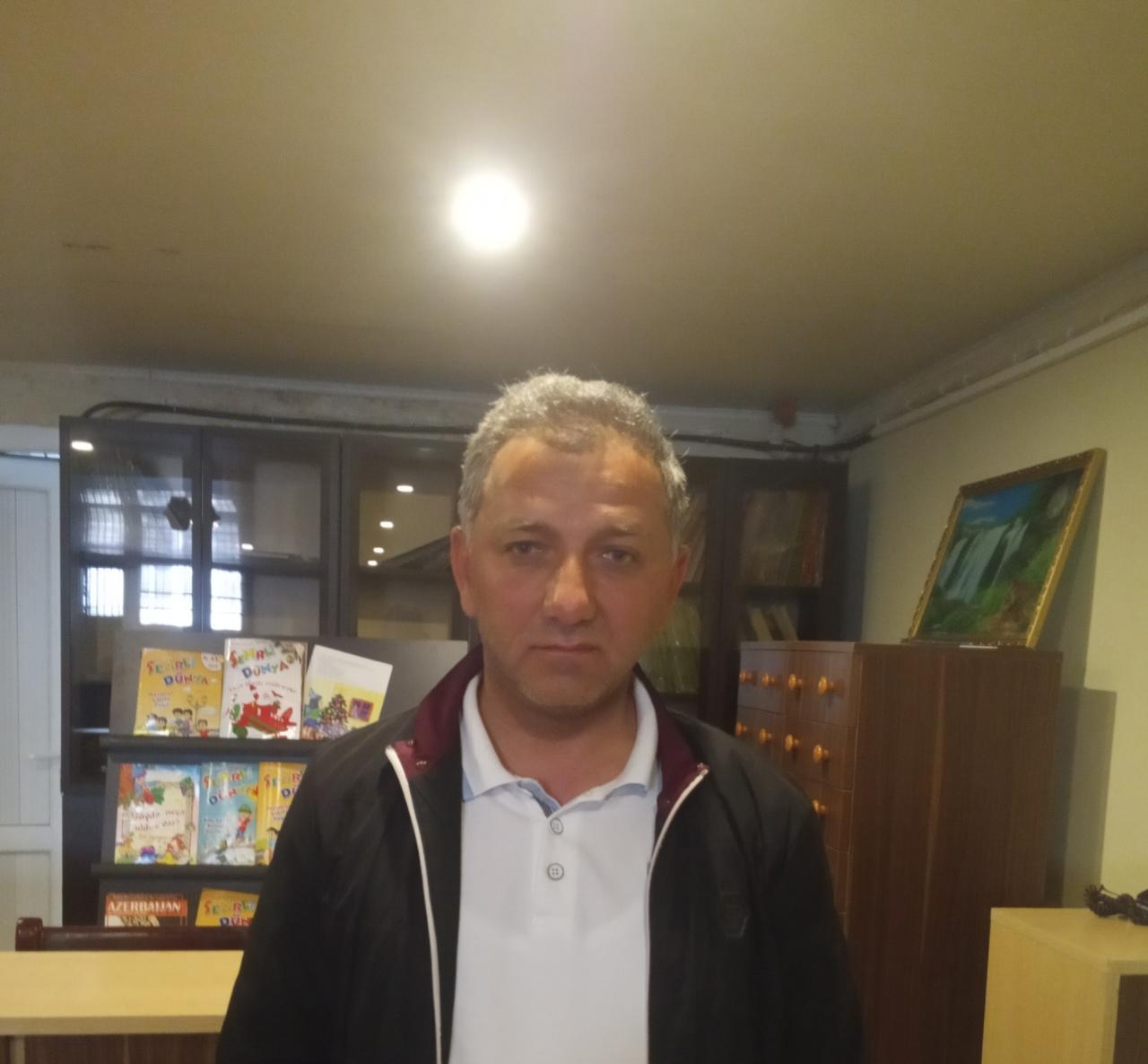 Mustafayev Fərrux