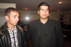 İgidəliyev Rövşən, Hüseynov Kamal